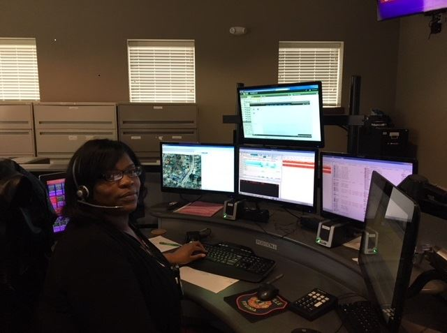 ECC Dispatch Center